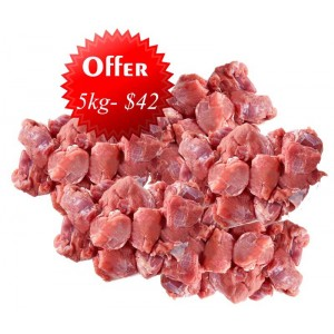 5kg Beef Curry for $42.00