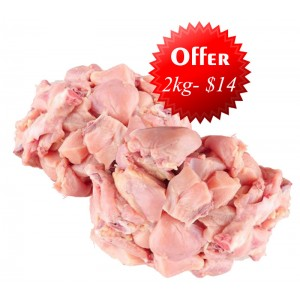 2kg Chicken Curry for $14.00