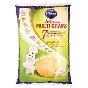Pillsbury Multi Grain Atta 5kg