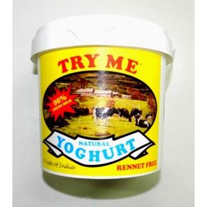 Natural Yoghurt- Try Me 1kg