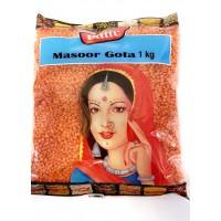 Red Lentil Masoor (whole)- Pattu 1Kg