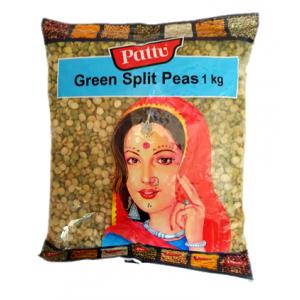 Green Split Peas- Pattu 1kg
