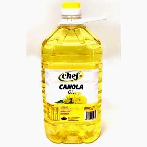 Chef Canola Oil 4L