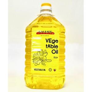 Khan's Vegetable Oil 5L