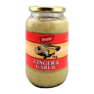 Pattu- Ginger & Garlic (minced) 1Kg