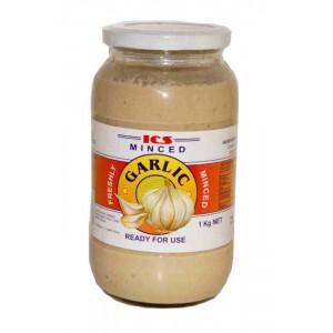 ICS- Garlic (minced) 1Kg