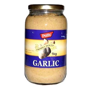 Pattu- Garlic (minced) 1Kg