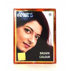 Amir's Brown Colour 60gm