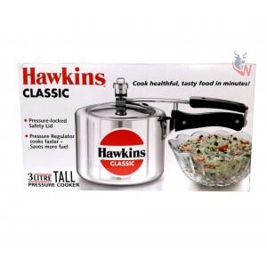 Hawkins Pressure Cooker- 3 Litre