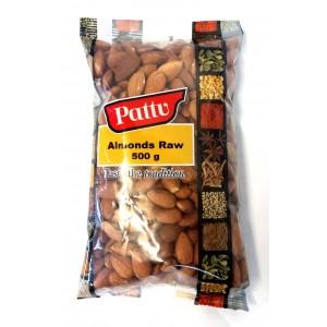 Almond (raw) 500g