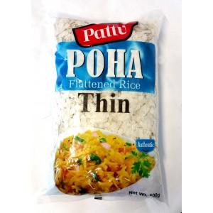 Poha (flattened rice)- Thin 500g