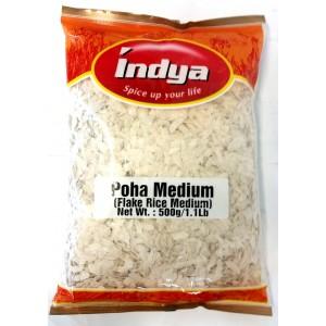 Poha (flattened rice)- Thick 500g