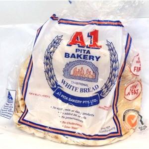 Lebanese Pita Bread 475g