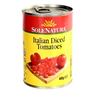 Diced Tomato 400g