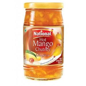 National Mango Chutney (hot) 375g