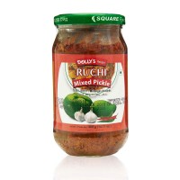 Ruchi Mixed Pickle 400g