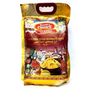 Tasty Choice Classic Golden Sella 5kg