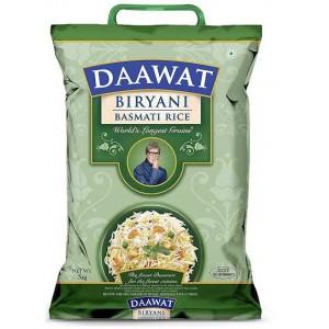 Daawat Biryani Basmati Rice 20Kg