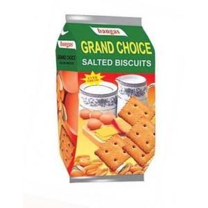 Grand Choice Salted Biscuit 100g