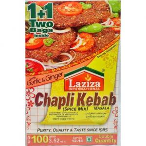 Laziza Chapli Kebab 100g