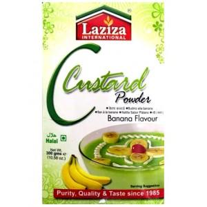 Laziza Custard Powder (banana) 300g