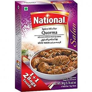 National Quorma 50g
