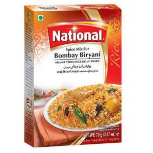 National Bombay Biryani 70g