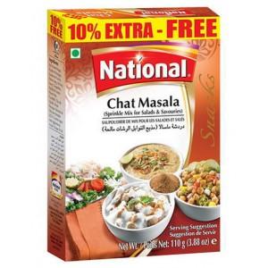 National Chat Masala 110g