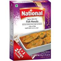 National Fish Masala 50g