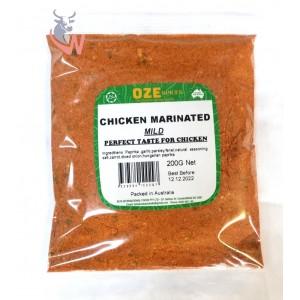 Chicken Marinated (mild)- OZE 200g