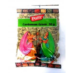 Pattu Cardamom Green 50g