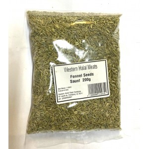 Fennel Seeds- WHM 200g