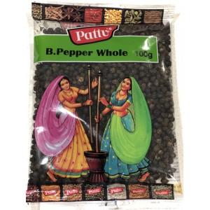 Pattu Black Pepper (whole) 100g
