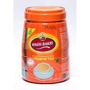 Wagh Bakri Tea Jar 1kg